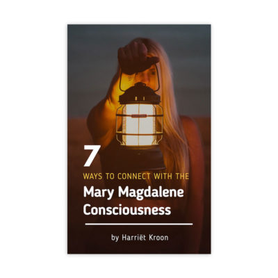 7 Ways to connect with Mary Magdalene